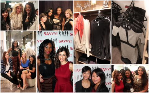 LXRY Attends: A Night of Pomp & Pageantry presented by SAVVY!