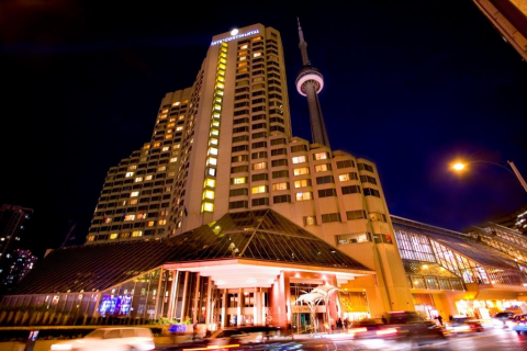 The InterContinental Toronto Centre Hotel