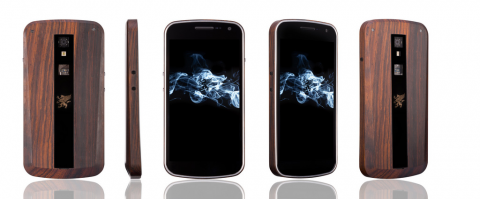 Electronics Go Extravagant: The Mobiado Grand Touch Executive Smart Phone and BlueTooth m|Headset