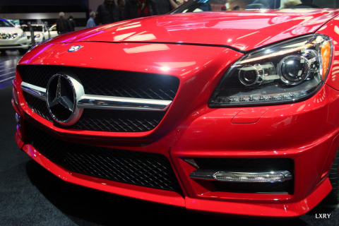 The 2013 Canadian International Auto Show Brings New Futuristic Design And Style To Toronto