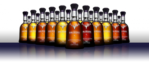 The Dalmore Launches The First Single Malt Scotch Collection In Canada For Over $200,000