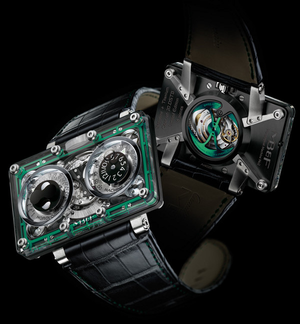 The MB&F HM2 SV Watch