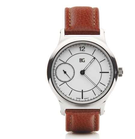 Barrington Griffiths Men's Modern Classic Watch