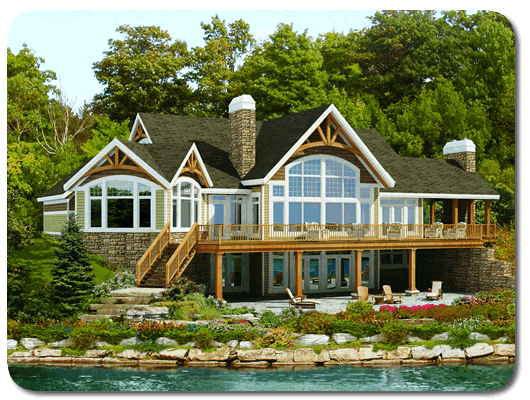 The Cottager: Cobalt A25 Boat and Viceroy Pasadena Cottage