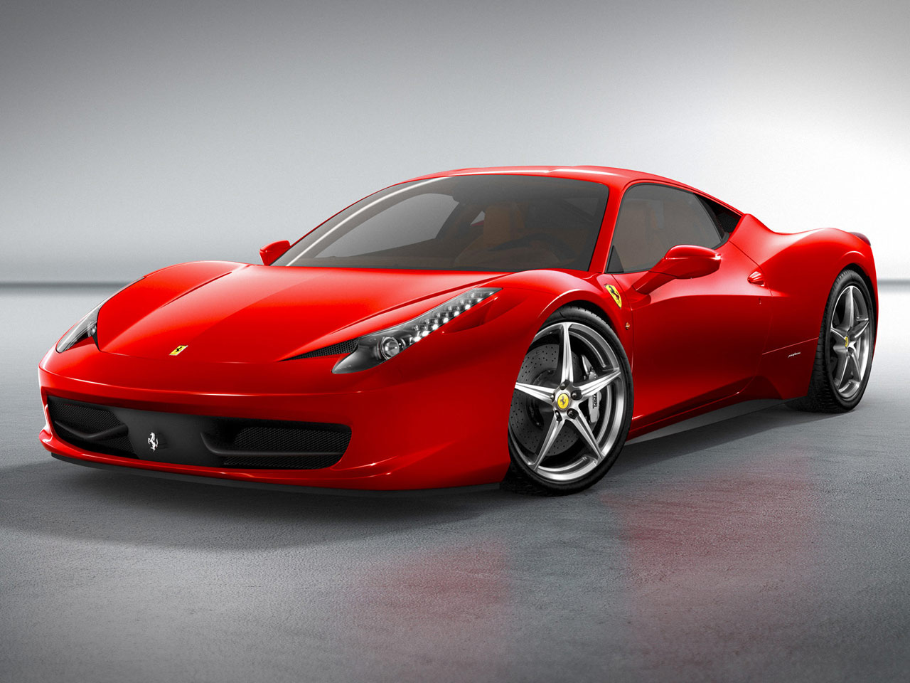 The 2011 Ferrari 458 Italia Lxry Magazine Canadian