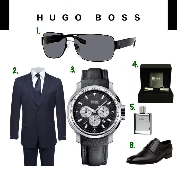 Hugo Boss Collage2