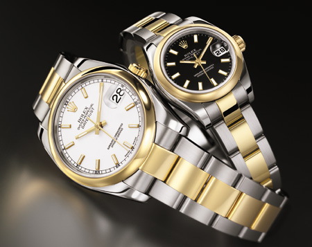 How Luxury and Rolex Watches Are Made