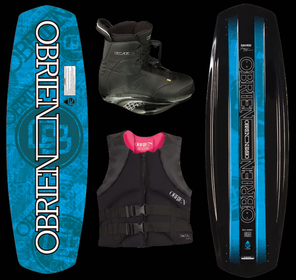 O'Brien Wake Boarding Equipment