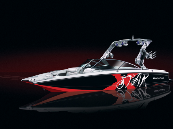 Master Craft Speed Boat   Litre Inboard Engine