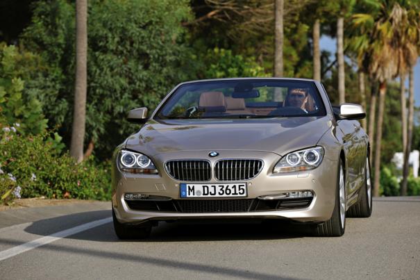 2012 BMW 650i Cabriolet