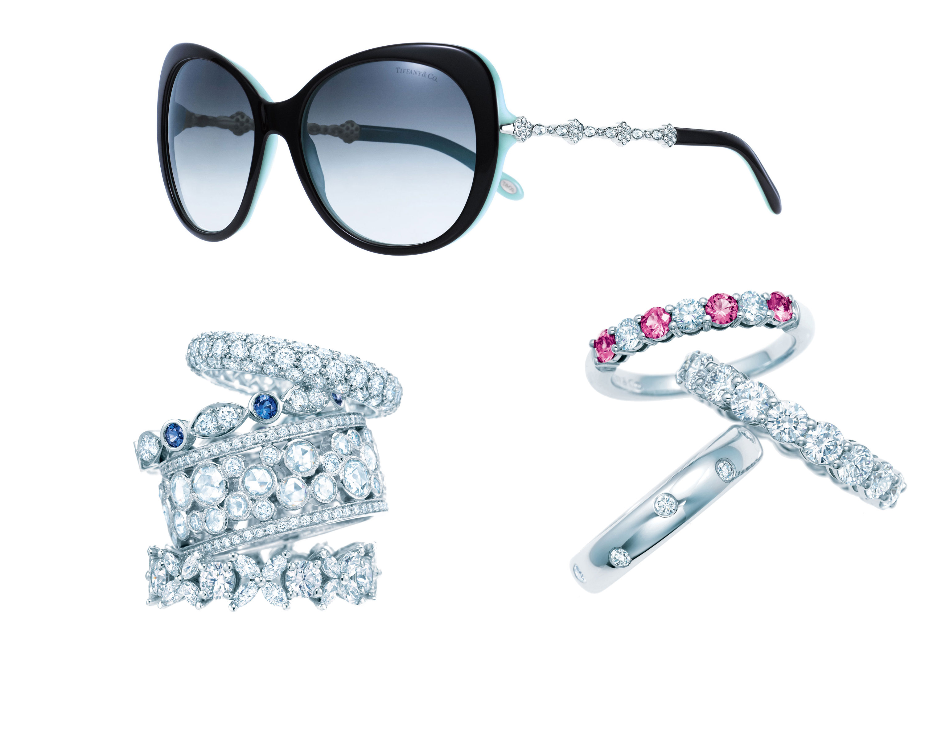 Tiffany & Co. Celebrates Mother's Day with Sparkling Gifts