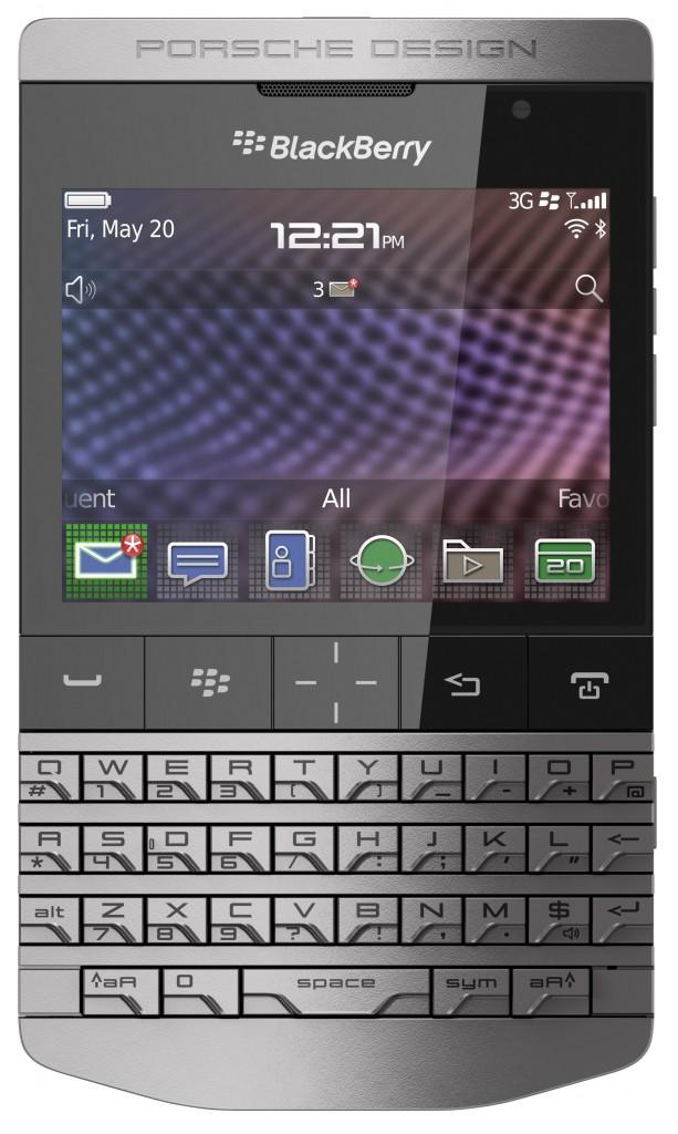 Porsche Design BlackBerry P'9981 Smartphone