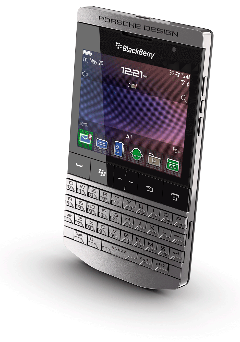 Porsche Design P'9981 Smartphone from BlackBerry