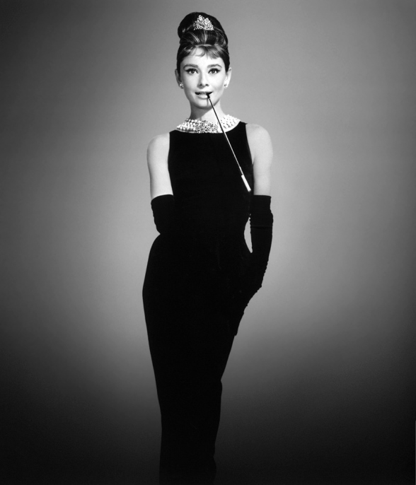 [Infographic] A History of the Little Black Dress