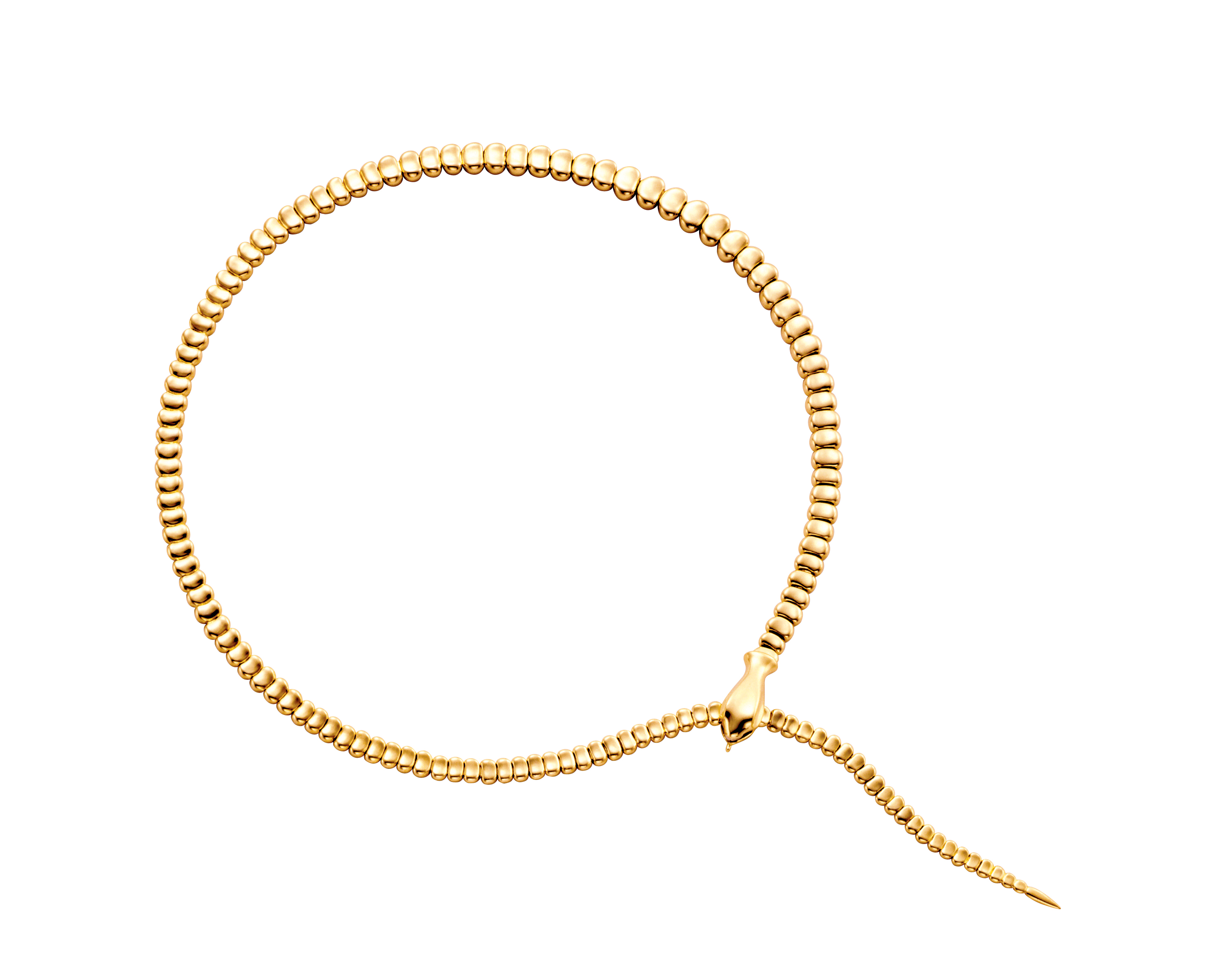 Tiffany & Co. Celebrates The Year of the Snake With New Elsa Peretti Snake Necklace