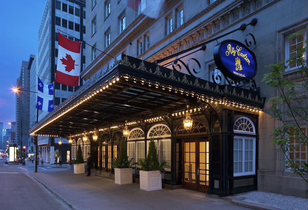 The Ritz-Carlton Montréal Hotel and Residence