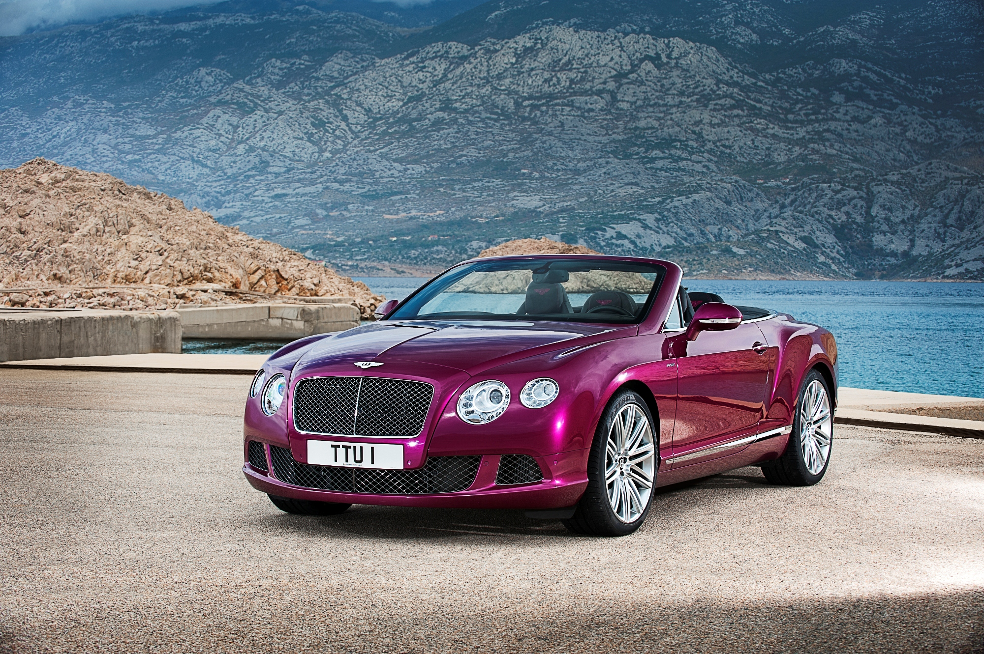 The Fastest 4-Seater Convertible in the World