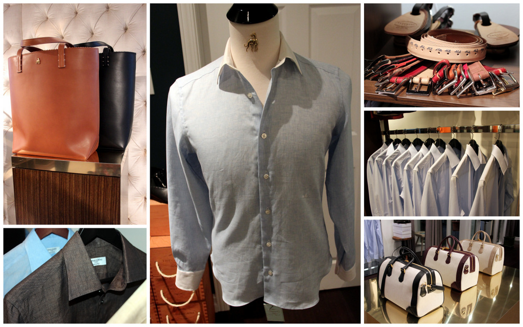 Part 2: Treccani Milano's Perfect Fit Bespoke Shirts and Accessories