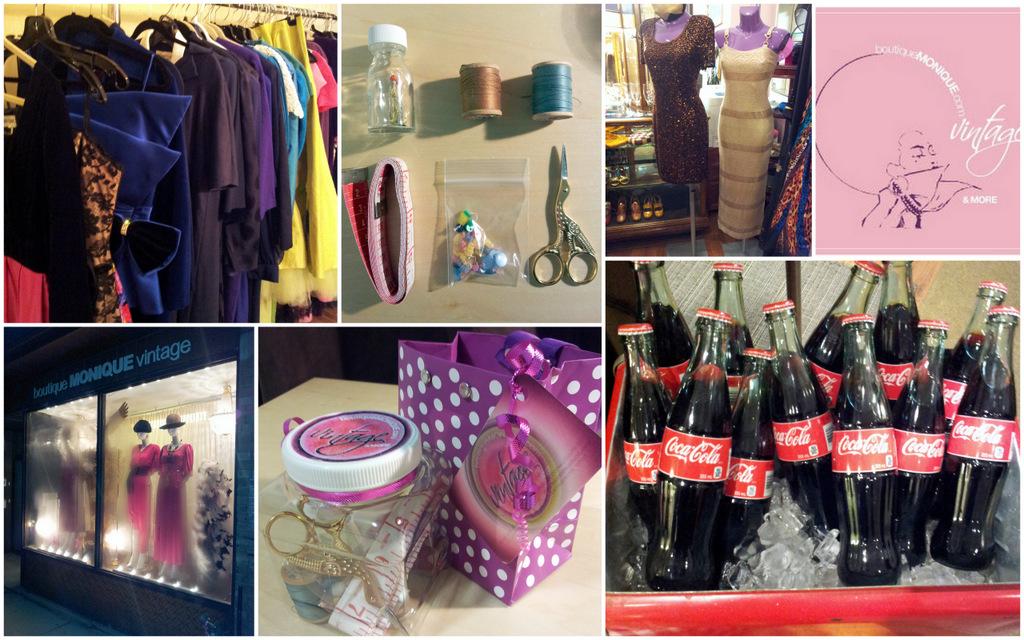 LXRY Attends: BoutiqueMonique Vintage Store Launch Party