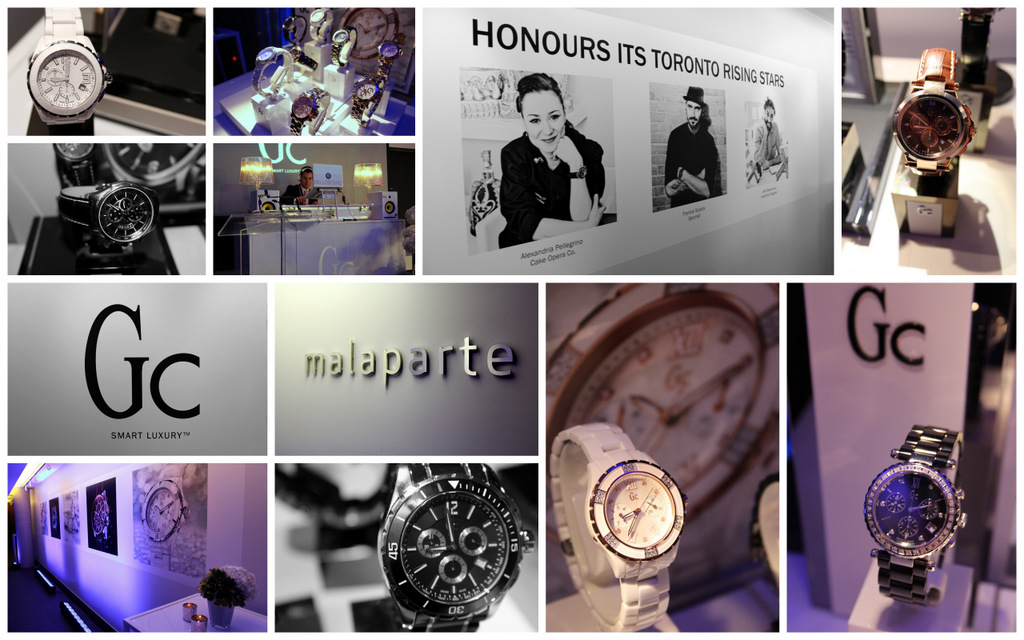 The Moments Of Smart Luxury Event Presented By Gc Swiss Watches