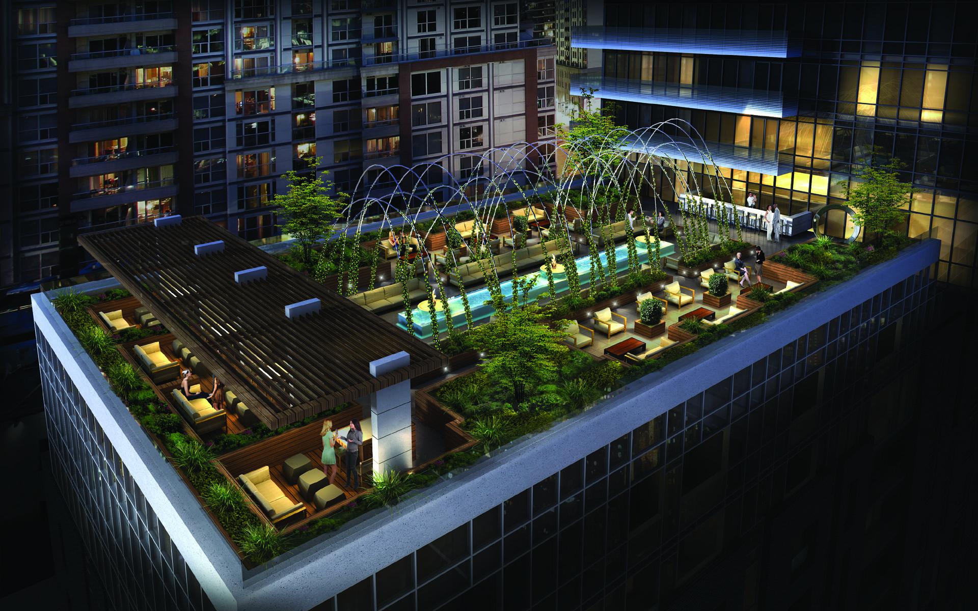King Blue Condominiums Brings Urban Refinement to King Street West