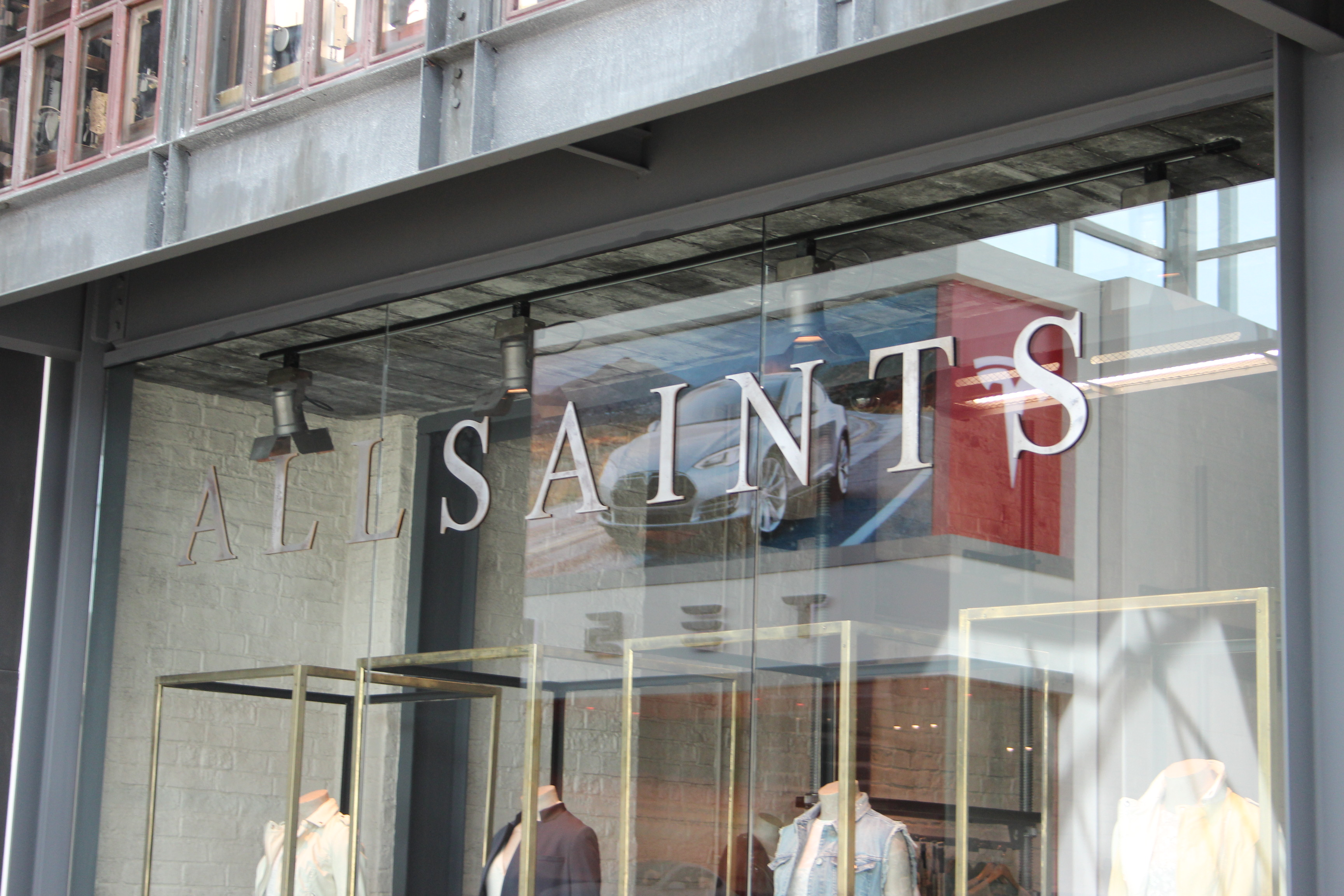 AllSaints Brings Confident British Style To Canada's Yorkdale Shopping Centre