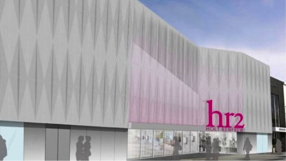 The Next Generation of Holt Renfrew: hr2