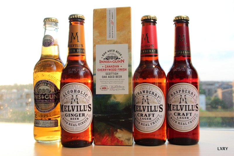 Innis & Gunn Introduces Limited Edition Beers For The Summer
