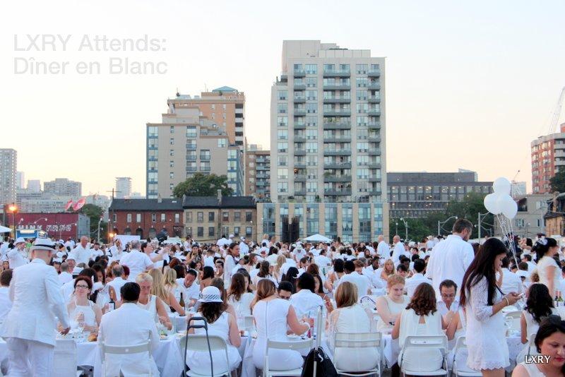 Dîner en Blanc Toronto