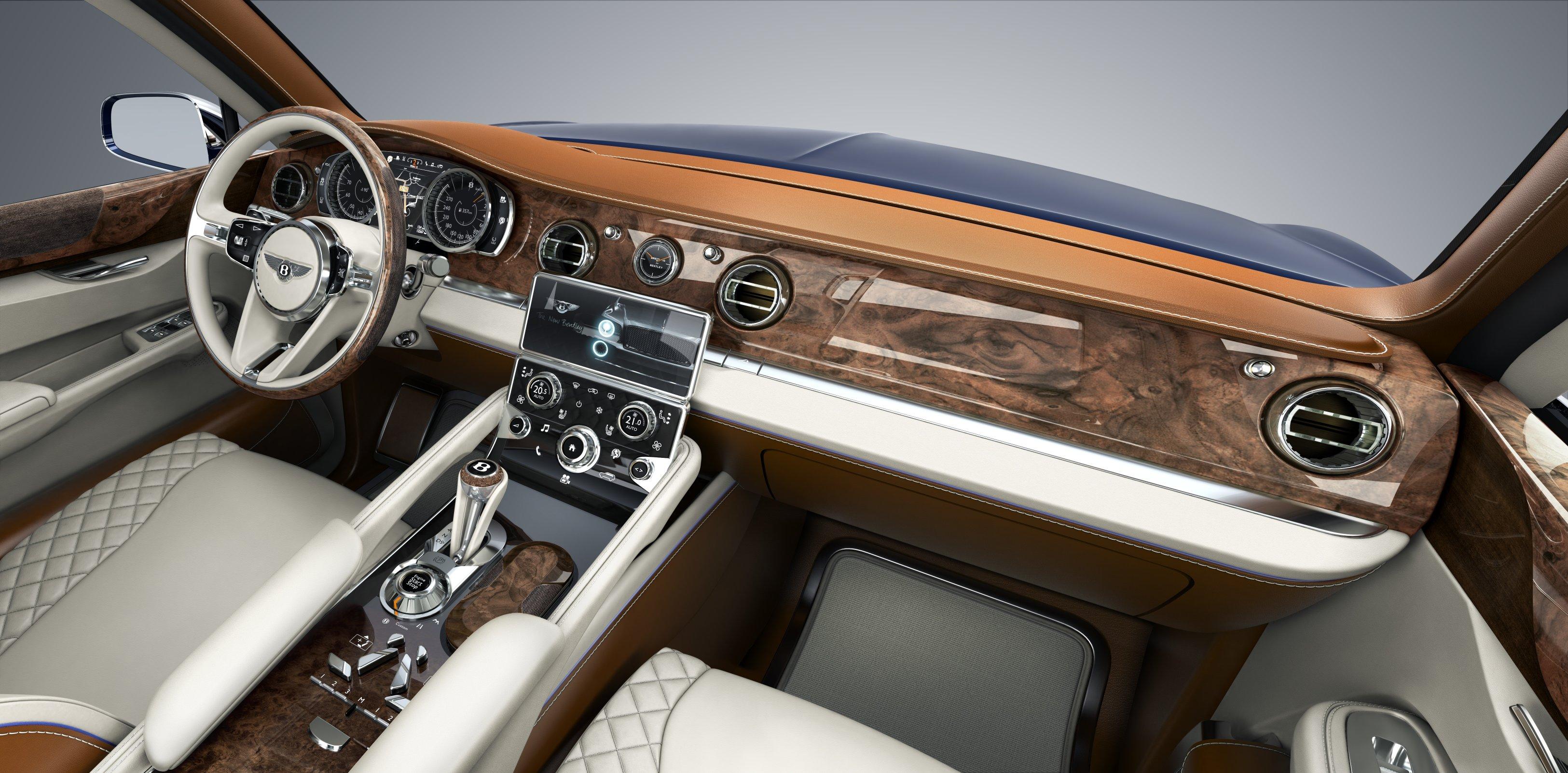 2016 Bentley SUV