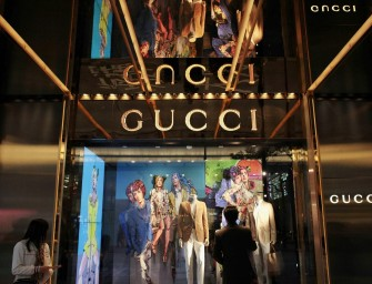 Made To Measure: Toronto's Gucci Store Is One Of Three