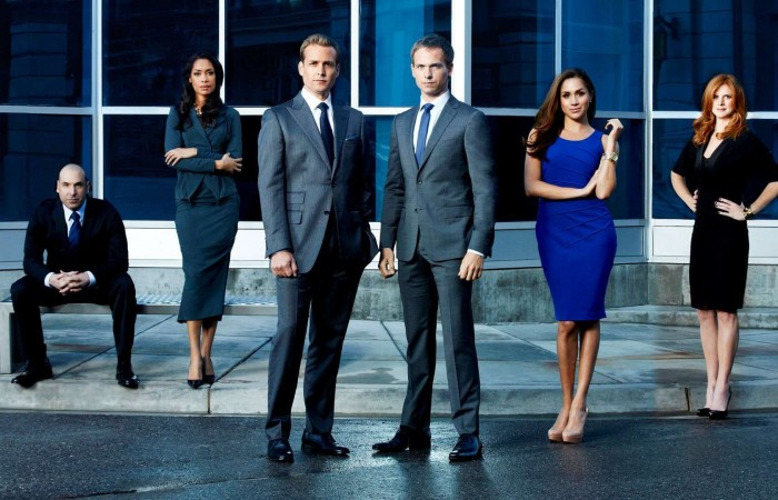 SUITS: Season 4. Are you ready?