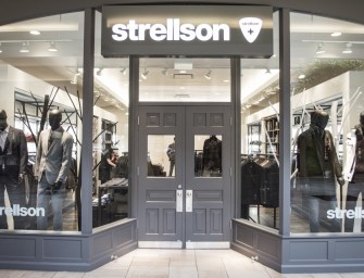 Strellson Canada Opens Up Second Monobrand Store in Bayview Village