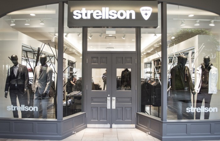 Strellson Opens Up Second Monobrand Store in Bayview Village