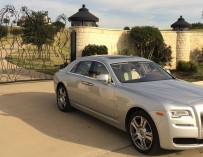 24 Hours With The 2015 Rolls Royce Ghost Series II