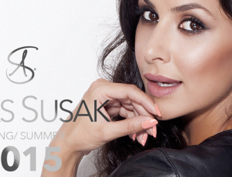 Aleks Susak Debuts Bright and Beautiful SS2015 Collection