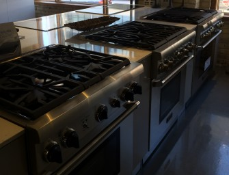 LXRY Features: LUXE Appliance Studio