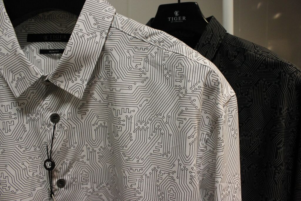 tiger of sweden mens dress shirts - LXRY Magazine | Canadian Luxury