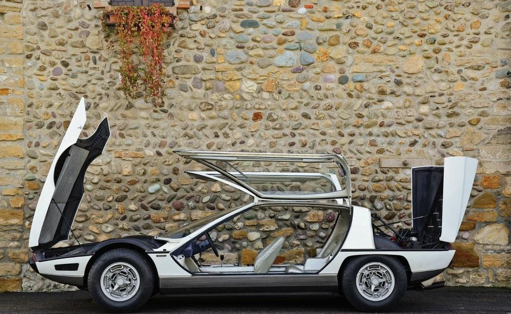 LXRY Lamborghini Marzal Concept car
