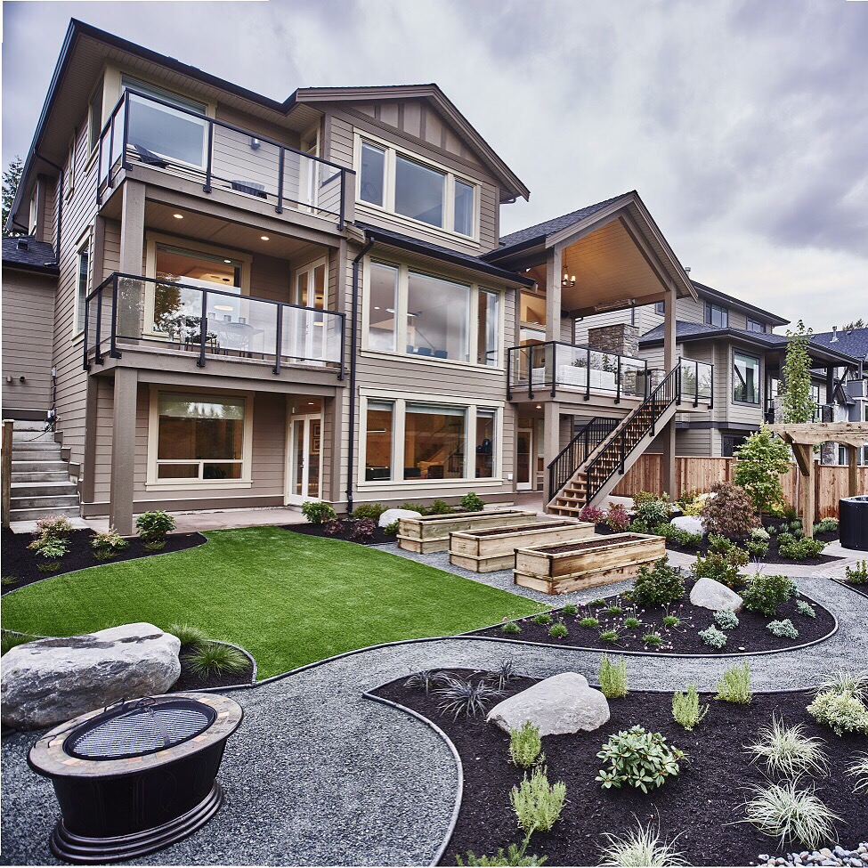 hyde canyon brings stylish new homes to langley bc