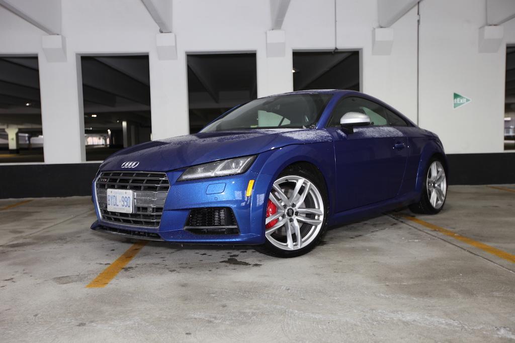 2016 Audi TTS Coupe LXRY Magazine 5