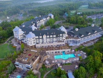 J.W. Marriott The Rosseau Muskoka Resort & Spa: The Grand Tour
