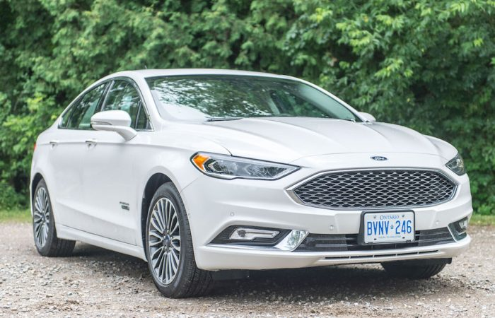 Out in the Brush with the 2017 Ford Fusion