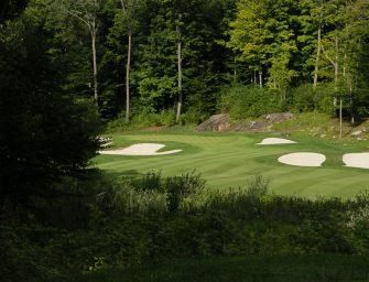 Play The Rock Golf Course in Muskoka