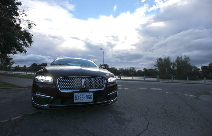 Finding #QuietLuxury in Ottawa with the 2017 Lincoln MKZ