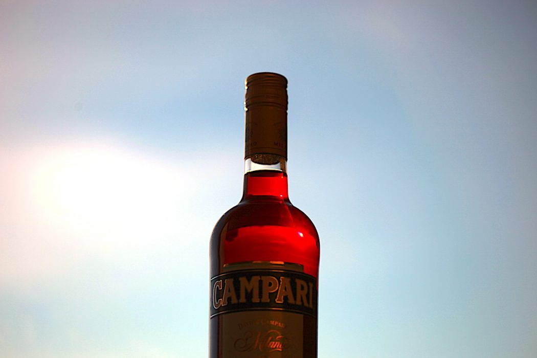 Campari Killer in Red LXRY Magazine Article