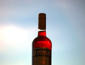 Campari Creates Killer In Red Cinematic Short Film