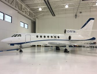 Chrono Aviation Launches Falcon 50EX: The First Trijet Out Of Montreal