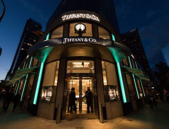 Tiffany & Co. Marks 10 Year Anniversary With A Beautiful Upgrade To Their Flagship Store In Vancouver