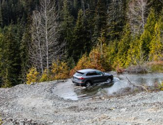 You Wouldn't Expect A Porsche Cayenne To Do This Kind Of Off-Roading